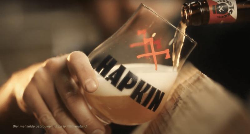 Hapkin - The Perfect Serve (NL)